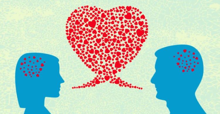5 jezikov ljubezni v teoriji REI